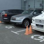 Прийнято Закон щодо посилення відповідальності за паркування на місцях, призначених для осіб з інвалідністю